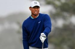 Tiger Woods Car Crash Suffers Leg Injuries Surgery Los Angeles Hospital