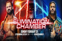Wwe Elimination Chamber 2021 Preview Schedule And Predictions