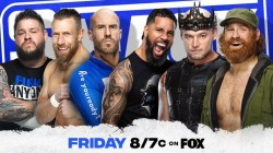 Wwe Friday Night Smackdown Preview And Schedule February 19