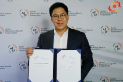 Olympic Council Of Asia And Aesf Introduces The Road To Asian Games Campaign For 2022 Asian Games