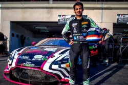 Akhil Rabindra Makes A Comeback To European Gt4 Championship To Represent Ags Events Racing Team