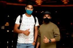 Ipl 2021 Delhi Capitals Players Ishant Sharma Amit Mishra Begin 7 Day Quarantine In Mumbai
