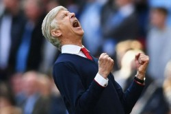 Arsene Wenger Arsenal 1000th Game Anniversary