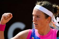 Victoria Azarenka Overcomes Svetlana Kuznetsova Qatar Open First Round