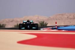 Bottas Unhappy Mercedes W12 Max Verstappen Dominates Bahrain Grand Prix Practice