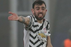 Manchester United Playmaker Bruno Fernandes Defends Record Against Top Six