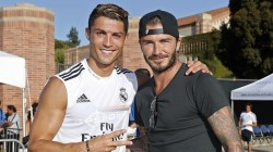 Rumour Has It David Beckhams Inter Miami Try To Tempt Cristiano Ronaldo To Mls