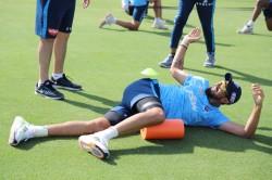 Ipl 2021 Delhi Capitals Players Undergo First Training Session