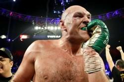 Tyson Fury Drinking 12 Pints A Day Not Training Anthony Joshua Fight