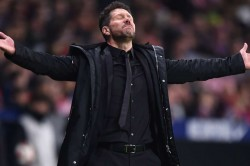 Diego Simeone History Atletico Madrid Coach Matches Luis Aragones Record