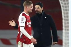 Emile Smith Rowe For England Arteta Backs Arsenal Midfielder To Make Step Up