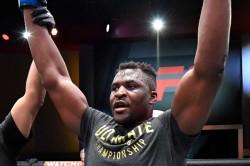 Ufc 260 Francis Ngannou Sets Sights Jon Jones Beating Stipe Miocic Heavyweight Title