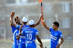Indian Men S Hockey Team Remain Undefeated Beat Great Britain 3 2 In Last Match Of The Europe Tour