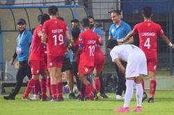 Defeat Against Sudeva Delhi Relegates Neroca Fc From The Hero I League