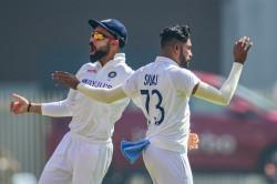 India Vs England 4th Test Mohammed Siraj Revels In Joe Root Dismissal
