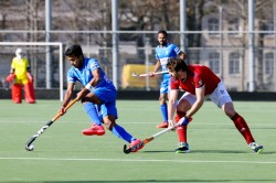 Simranjeet S Late Strike Helps India Hold Great Britain To A 1 1 Draw