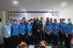 Nrai President Backs United Team India To Deliver Successful Issf World Cup