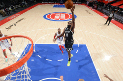 Nba Harden Returns With 44 Point Haul In Nets Victory Lakers Win Without Lebron