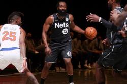 Nba James Harden Brooklyn Nets Knicks Nba Giannis Bucks Michael Jordan Lebron James Lakers Warriors