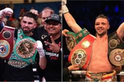 Josh Taylor And Jose Ramirez Agree Light Welterweight Blockbuster Las Vegas Four Belts