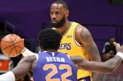 Lebron James Phoenix Suns La Lakers Nba Beal Jokic Wizards Nuggets