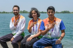 Issf World Cup Indian Shooters Renew Quest For Excellence