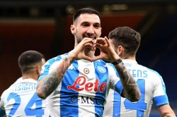 Milan Napoli Serie A Report Matteo Politano Strike Dents Rossoneri Scudetto Hopes