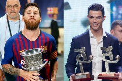 Messi Vs Ronaldo All Time Stats Head To Head Goals Trophies Individual Awards