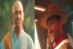 Ipl 2021 Ms Dhoni Hails Rohit Sharma Virat Kohli As He Dons Different Avatars In Ad Campaign