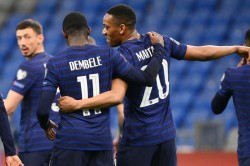 Kazakhstan France Mbappe Penalty Miss Not Costly Les Bleus Cruise Astana World Cup Qualifying