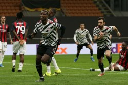 Europa League Draw Man Utd Arsenal Kept Apart Red Devils Granada