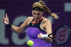 Wta Patra Kvitova And Garbine Muguruza Meet Again In Qatar Open Final