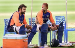 Rohit Sharma Shikhar Dhawan Best Opening Option For T20 World Cup Former Selector Sarandeep