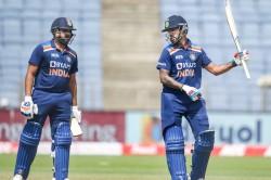 India Vs England Rohit Sharma Shikhar Dhawan Become Fourth Successful Batting Pair In Odis
