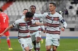 Luxembourg 1 3 Portugal Cristiano Ronaldo Secures Comeback Win