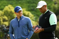 Rory Mcilroy Hopeful Tiger Woods Discharged From Hospital Following Car Crash