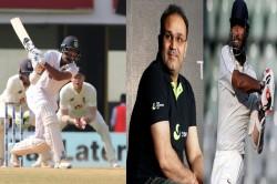 India Vs England Washington Sundar Misses Ton In 4th Test Sehwag Jaffer Troll Ishant Siraj