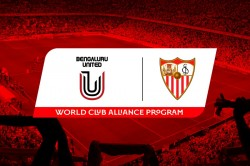 Sevilla Fc And Fc Bengaluru United Sign A Five Year Collaboration Deal Indian Football Market