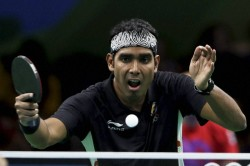 Tokyo Olympics Sharath Kamal Plans Short Europe Trips Train With Foreign Sparring Partners Exclusive