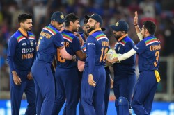 India Vs England Virat Kohli And Band Fined 20 Per Cent Of Match Fee For Slow Over Rate In 2nd T20i