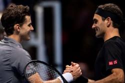 Dominic Thiem Relishing Roger Federer Return To Action