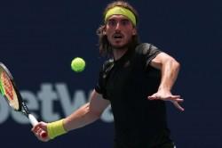 Tsitsipas Miami Open Karatsev Rublev