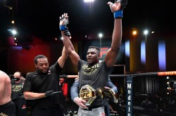 Ufc 260 Results And Recap Ngannou Dazes Miocic Luque Submits Woodley