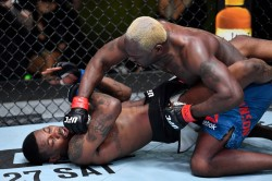 Ufc Vegas 22 Results And Recap Brunson Outworks Holland As Griffin Stops Kenan