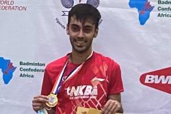 Indian Shuttlers Varun Malvika Clinch Gold Medals At The 2021 Uganda International