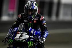 Qatar Motogp Test Vinales Leads Yamaha Fightback