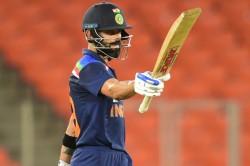 Icc Rankings Virat Kohli Re Enters Top Five After T20i Exploits Against England Kl Rahul Drops