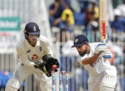 India Vs England Can Virat Kohli Duck Under The Lean Patch Soon