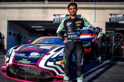 European Gt4 Championship Mixed Bag Of Results For Ags Event Duo Akhil Rabindra And Hugo Conde