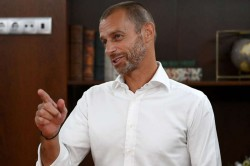 European Super League Uefa Aleksander Ceferin